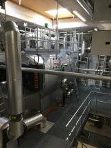 Industrial System Holzfeuerung-Biotta Tägerwilen