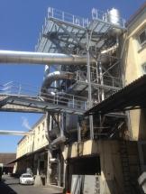 Erweiterung und Umbau DESO-Anlage SABO - Horn
