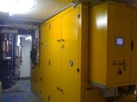 Hybridbox-Fernwärmeprojekt in Glattbrugg
