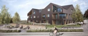 Erstes energieautarkes MFH der Welt - Ein Projekt der Umwelt Arena in Spreitenbach